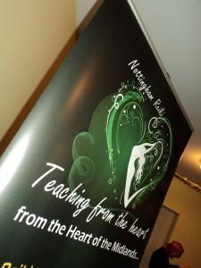 Nottingham Reiki Banner Pic